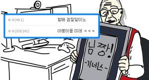 세계 최고령 게임 유튜버 할무니….ㄹㅇ..